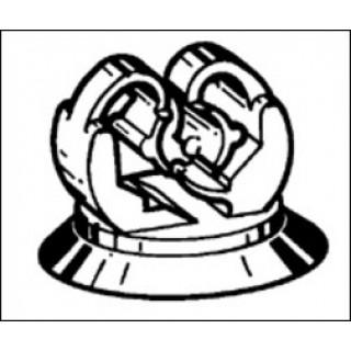 Копка - щипка ф6х8мм