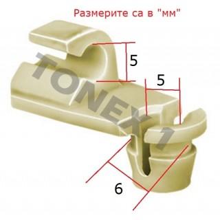 Копка - щипка ф6х5х5мм