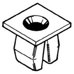 Копка - щипка ф5х9х5.5мм