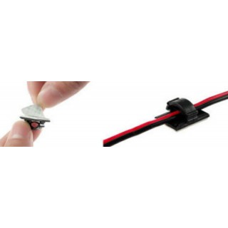 Копка - щипка фиксатор за кабели