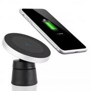 Магнитна стойка за телефон с безжично (Wireless) зареждане универсална