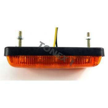 Диоден (LED) страничен габарит 110х47мм универсален 24V