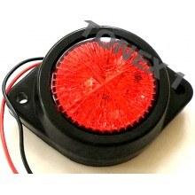 Диоден (LED) габарит ф61мм универсален 24V