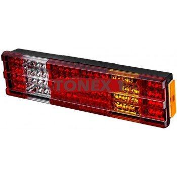 Диодни (LED) стопове за ремарке 2бр 12V / 24V