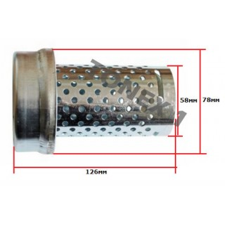 Устройство за резервоар против кражба на гориво 60мм
