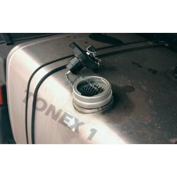 Цедка за резервоар против кражба на гориво 60мм