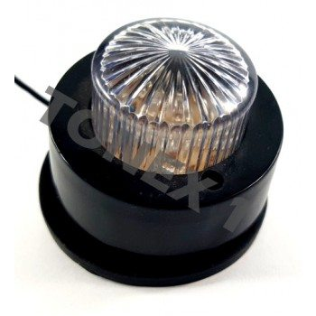 Диоден (LED) страничен габарит ф51мм универсален 24V