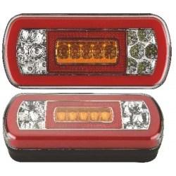 Диодни (LED) стопове за ремарке 1 бр 12V