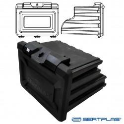 Кутия за инструменти за камион 110л