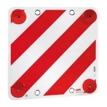 Светлоотразителни табели за камиони 1 бр 50 х 50см