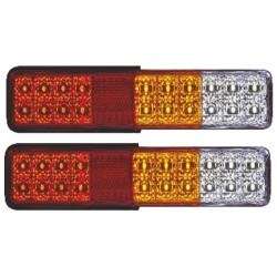 Диодни (LED) стопове за ремарке 2бр 12V