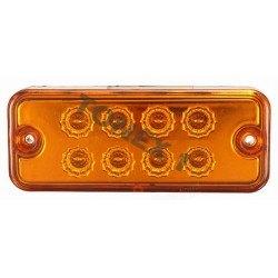 Диоден (LED) страничен габарит 100х40мм универсален 12 / 24V