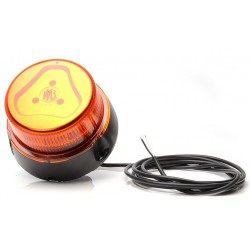 Аварийна сигнална LED лампа 12V 24V