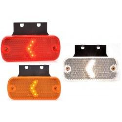 Висящ диоден (LED) габарит универсален 12V 24V