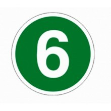 Стикер за еврокласификация EURO 6