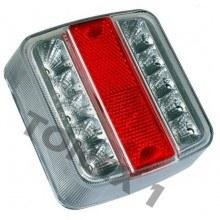 Диодни (LED) стопове за ремарке 1бр 12V