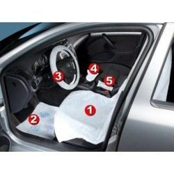 Защитни калъфи за кола 5 в 1