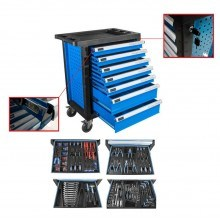 Шкаф количка с инструменти