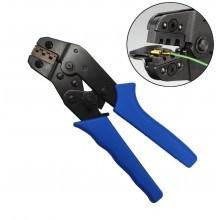 Клещи за кримпване на кабелни обувки
