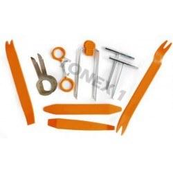 Комплект инструменти за демонтаж интериорни елементи