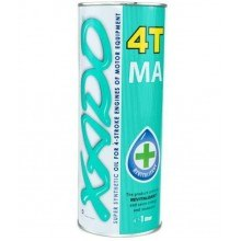 XADO Atomic Oil 10W-40 4T MA SuperSynthetic