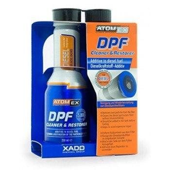 XADO ATOMEX DPF за почистване и възстановяване