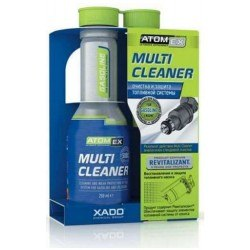 XADO ATOMEX Multi Cleaner бензин