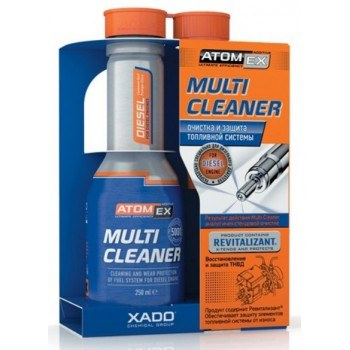 XADO ATOMEX Multi Cleaner дизел