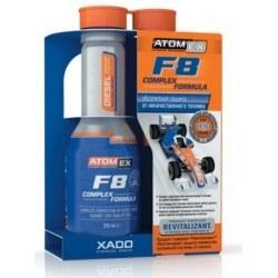 XADO ATOMEX F8 Complex Formula Diesel за дизелови двигатели