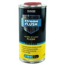 XADO Xtreme Flush промивка на маслена система - камиони